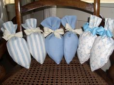 Scented shoe sachets