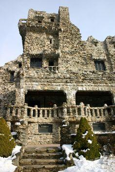 Gillette Castle~this place is SO Cool!   Conneticut