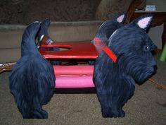 Scottie Dog Spica chair! Wow!