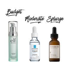 Serums - Always use one of these nutrient-packed gems before applying moisturizer—theypenetrate deep into skin to hydrate and nourish even the driest complexion.