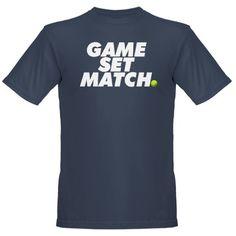 tennis t-shirt Organic Men's T-Shirt (dark) game set match Organic Men's T-Shirt (dark) by - CafePress Dark Love, Metal T Shirts, Tennis Shirts, Mens Tops, Organic, Shopping, Game, Fashion, Folklore