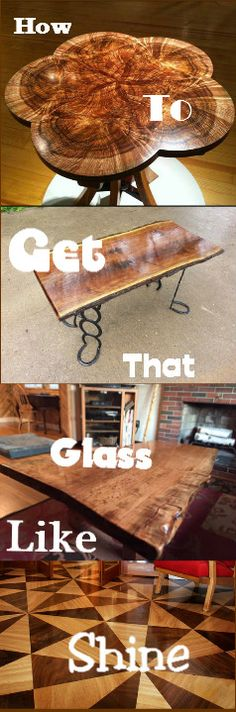 #woodworkingplans #woodworking #woodworkingprojects Watch The Video To Learn How To Get That Glass Like Shine On All Your Woodworking Projects : vid.staged.com/2H4s
