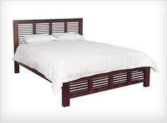 Browse our selection of wooden beds.