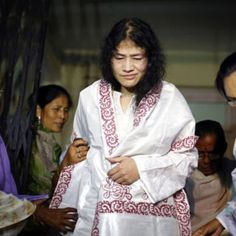 Irom Sharmila released from jail, resumes fast #melbourne