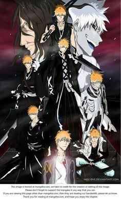Post with 10206 views. Evolution Of Kurosaki Ichigo Bleach Manga, Rukia Bleach, Bleach Fanart, Ichigo Kurosaki Wallpaper, Ichigo Et Rukia, Shinigami, Bleach Characters, Anime Characters, I Love Anime