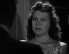 Som Ulla i Hans store aften fra 1946