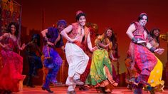 Seven Ways to Dance to a Tony Award A Look at This Year's Broadway Choreography APRIL 25, 2014