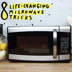 8 Life-Changing Microwave Tricks Description