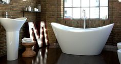 Maderno Freestanding Bath 1710 x 770mm - Bathing | Bathrooms.com