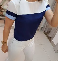 Fashion Jobs, Fashion Outfits, Conservative Outfits, Girl Outfits, Casual Outfits, Flare Top, Crochet Shirt, Stylish Jackets, Casual Chic Outfits