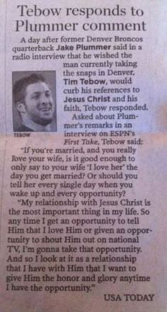 AMEN!! WHY is this guy's faith and love of Jesus Christ SUCH a threat to everyone I wonder????