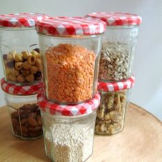 10 Bonne Maman Jars Ideas Jar Craft Room Crafts