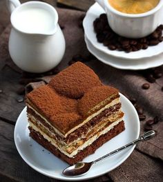 Ciasto Latte Macchiato and dessert Latte Macchiato, Mini Desserts, Dessert Recipes, Café Chocolate, Chocolate Tiramisu, Good Morning Coffee, Coffee Break, Coffee Cafe, Chocolates