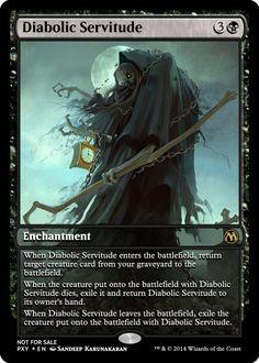 DiabolicServitude