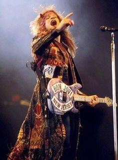 Bon Jovi never give up!!