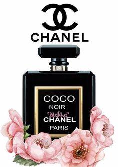 New Fashion Wallpaper Iphone Logo Coco Chanel 66 Ideas Art Chanel, Perfume Chanel, Chanel Wall Art, Chanel Logo, Coco Chanel Wallpaper, Chanel Wallpapers, Cute Wallpapers, Chanel Dekor, Chanel Decoration