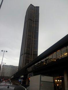 Tour Montparnasse à Paris, Île-de-France