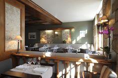 """Un restaurant classé 3 Cocottes Logis, au cadre Campagne-Chic et raffiné, réputé comme l'un des meilleurs de la région. Une cuisine """" Bistronomique"""" avec un fort accent sur les produits saisonniers du terroir franc-comtois : grenouilles, truites de la Vallée , morilles, escargots, saucisse de Morteau, cancoillotte, comté, griottes, kirsch, vin jaune, gibiers, champignons d'automne."""