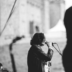 Hozier at Slane Castle (May 2015) Photo by Dara Munnis photography.