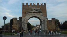 Arco d'Augusto, Rimini, IT