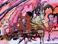Les Arts singuliers de Kitoo Wikitoo