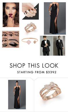 """""""The Red Carpet"""" by nmcdonald2020 ❤ liked on Polyvore featuring beauty, Bloomingdale's and Michael Kors"""