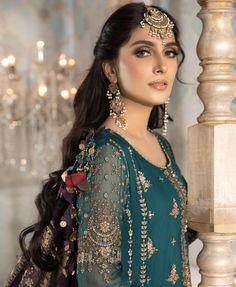 Baby Girl Frocks, Frocks For Girls, Pakistani Makeup, Pakistani Fancy Dresses, Ayeza Khan, Girls Dp, Wonder Woman, Formal, Wedding Dresses