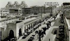 Le marché central  de Casablanca #Casablanca #Maroc #Morocco