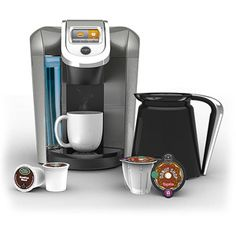 Keurig 2.0 Coffee Brewing System with Carafe. Love mine. Coffee ,Tea , Hot chocolate  ... no problem