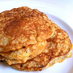 Low Carb, Low Fat, High Protein Pancake Recipe w/ no flour! – Blogilates