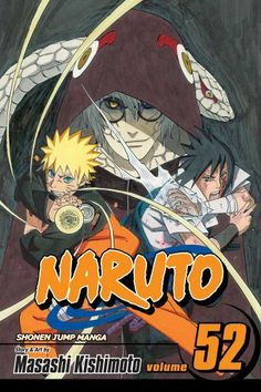 Naruto, Vol. 52: Cell Seven Reunion by Masashi Kishimoto, http://www.amazon.com/dp/1421539578/ref=cm_sw_r_pi_dp_n6T5rb0FQ59BZ