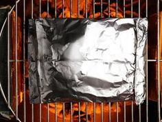 50 Things to Grill in Foil.