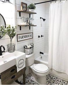 60 Gorgeous Bathroom Countertops Ideas That Make Your Bathroom Look Elegant #bathroom #bathroomideas #bathroomcountertops #homedecor #interiordesign - Millions Grace