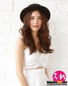 Thai actress Mew Nittha