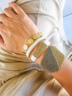 Olive green geometric macrame bracelet,Adjustable,Luxurious jewelry,Macrame jewelry,Wide macrame,Knotted wide bracelet,Blue macrame bangle
