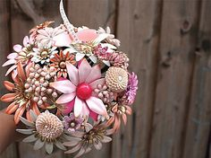 Handmade Brooch Bouquets for Your Wedding Day (My friend told me this is all the rage!)