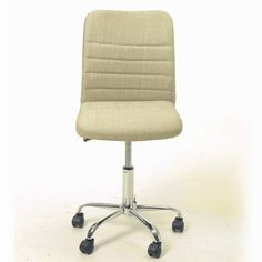 Office Chair ,VECELO Ergonomically Comfortable Computer Desk Chair and Task Chair with Fabric Pads KHD http://www.amazon.com/dp/B00QWYV4HQ/ref=cm_sw_r_pi_dp_MHcWvb14ECJYC