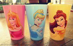 Aurora, Cinderella, and Belle
