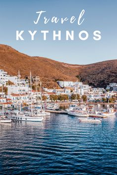 Discover the calm island of Kythnos, only 1:30 hour from the center of Athens! Enjoy the beauty of Cyclades and taste the real Greek soul! Beautiful Islands, Beautiful Places, Myconos, Legends And Myths, Exotic Beaches, Ultimate Travel, Greece Travel, Greek Islands, Places To Visit