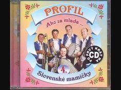 Skupina Profil - Krčmárik maličký, Fľaša milovaná, Ešte si ja - YouTube Polka Music, Milan, Gypsy, Folk, Songs, Youtube, Cards, Popular, Forks