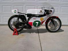 Yamaha RD 250 TD2