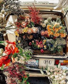 How to make your website bloom with the unlikely florist - Hochzeitstipps und Ideen - Flowers