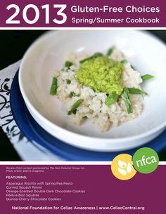 FREE 2013 Gluten-Free Choices Spring/Summer eCookbook #GlutenFree