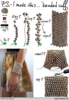 #DIY #bracelet #jewelry