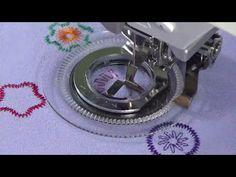 Bernina Bernette Flower Stitch Foot | Bernette & Generic Presser Feet for Bernina