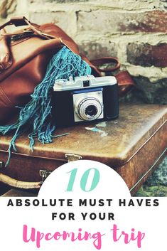10 Absolute Must Haves for your Upcoming Trip - Antipodean Adventurer Packing Tips For Travel, Travel Goals, Travel Advice, Travel Essentials, Travel Guides, Packing Hacks, Packing Lists, Travel Tickets, Along The Way