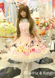 Find More Dresses Information about Lovely Kitty Kawaii Lolita JSK Dress Pink/Blue/Black Sweet Girls Tea Party Dress,High Quality dress western,China dress up prom girl Suppliers, Cheap dress barn plus size dresses from Lorie & Knight on Aliexpress.com