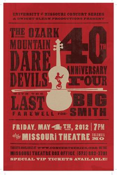 Wish I Could've Been There: Ozark Mountain Daredevils, 40th Anniversary Tour (5/4/12)
