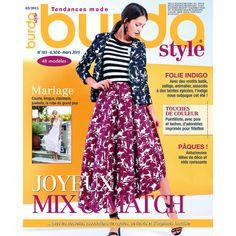 Burda Style Mars 2015 - Tous les numéros - MAGAZINES