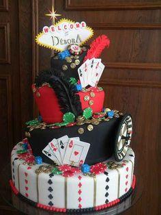 tortas para 15 años de casino las vegas (2)                              …